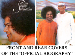 FRONT AND REAR COVERS OF SAIBIOGRAPHY