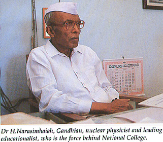 Dr. H.Narasimhaiah