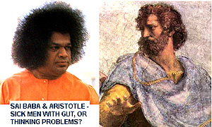 Sai and Aristotle