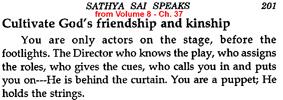 Excerpt Sandeha Nivarini by Saibaba