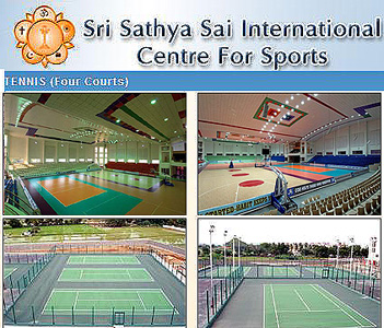 Prashanthi International Sports stadium