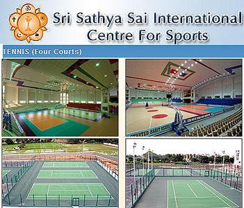Prashanthi International Sportsstadium