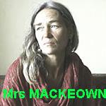 Mrs MacKeown
