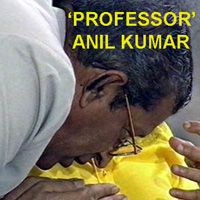 \'Professor\' Anil Kumar