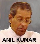 Professor Anil Kumar, very close servitor and interpreter of Sathya Sai Baba