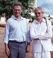 Erlendur Haraldsson and Robert Priddy