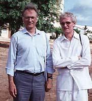 Erlendur Haraldsson and Robert Priddy