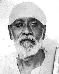 Rare photo of Shirdi Sai Baba
