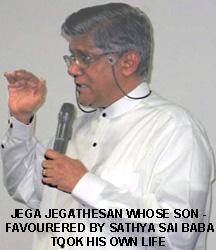 J. Jegathesan (or Jagadeeshan)