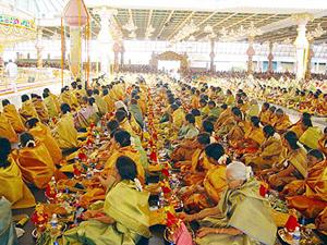 Prashanthi Nilayam ashram