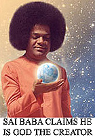Sai Baba the all-unpowerful