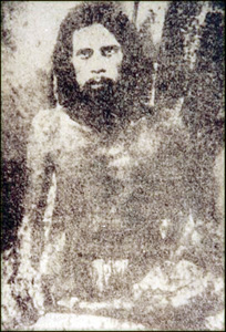 Photo of young Shirdi Sai Baba