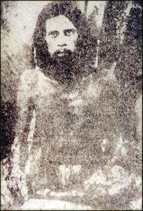 Photo of young Shirdi Sai Baba