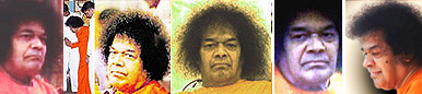 Sathya Sai Baba some years ago