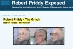 Robert Priddy As The Grinch 1