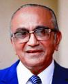 Sai Baba's dishones defender, Justice Bhagwati