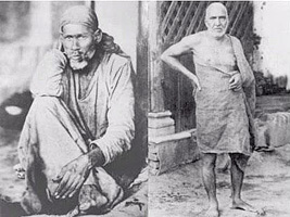 Shirdi Sai Baba and Upasani Maharaj