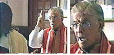 Murali Manohar Joshi - ex-minister of human resources, astrology and cow enthusiast