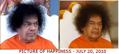 Sathya Sai Baba shows his true face - 2010