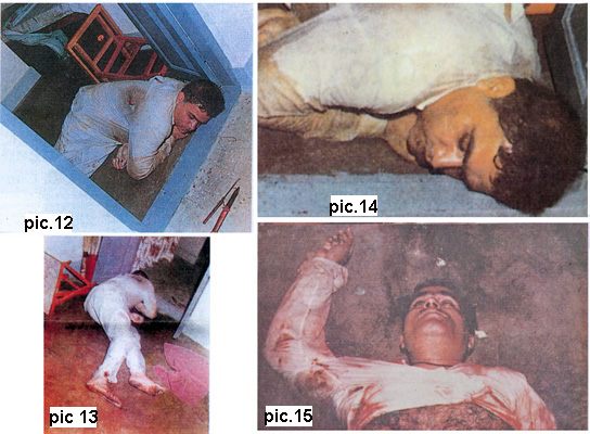 Graphic scenes of the murders in Sathya Sai baba's bedroom-1