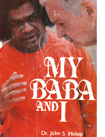 'My Baba and I' cover of J. Hislop's book
