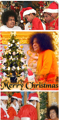 Sathya Sai Baba Xmas cash-in