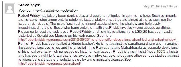 chakranews.com unfair discrimination of reasonable  comments