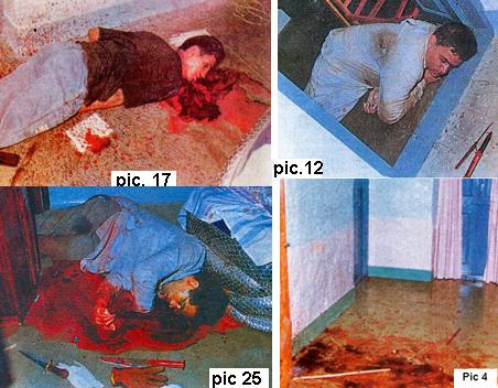 Sathya Sai Baba murder victims