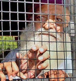 ASARAM BAPU STILL SAFELY BEHIND BARS