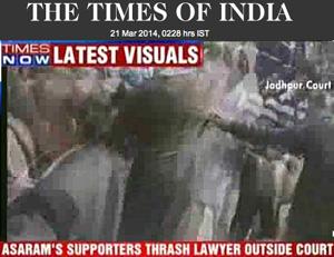Jodpur-thrashing