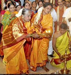 Dalit-priestesses