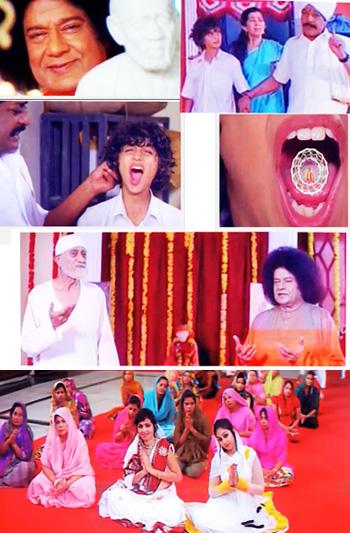 Baba Un Karunalayam Song From Maya Tamil Film
