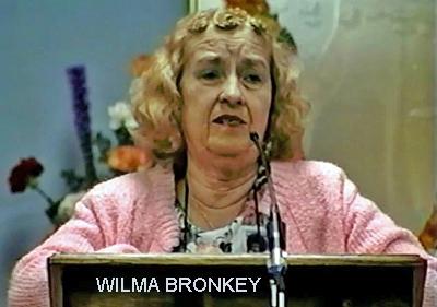 Wilma Bronkey