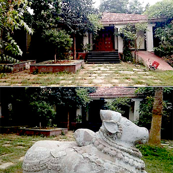 Lakshmi Emporium Puttaparthi - derelict